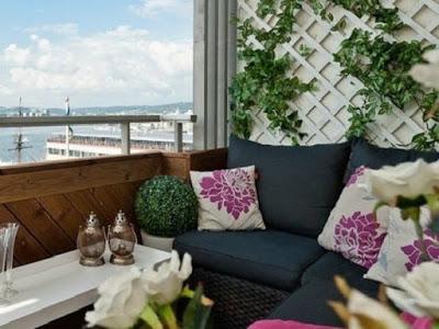 Sorprende decorando tu balc n o terraza con estos 7 for Decorar terraza atico barato