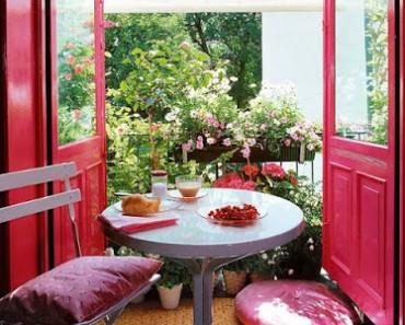 Ideas para decorar el balcón o la terraza: 7 sencillos trucos muy económicos