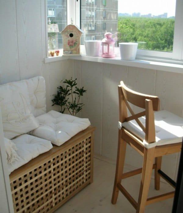 21 ideas creativas para decorar peque as terrazas - Ideas para terrazas pequenas ...