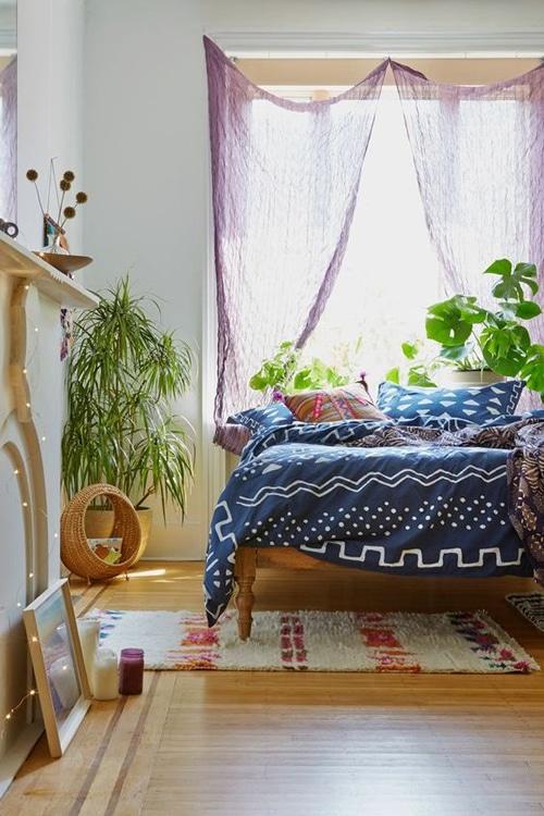 Ideas para decorar una habitación con plantas