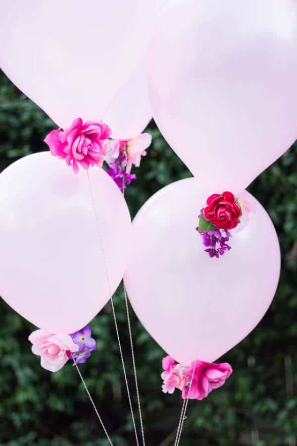 San Valentín: Ideas románticas para decorar con globos