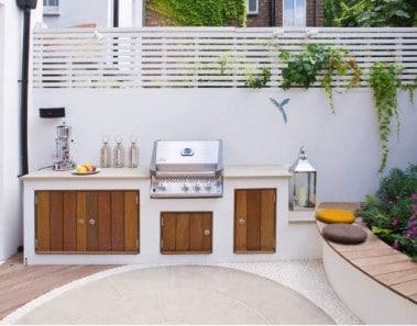 Cocinas de exterior: ideas y consejos para disfrutarlas