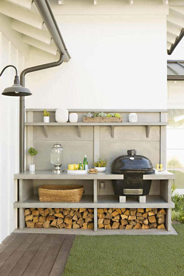 Cocinas de exterior ideas y consejos para disfrutarlas for Consejos decoracion hogar