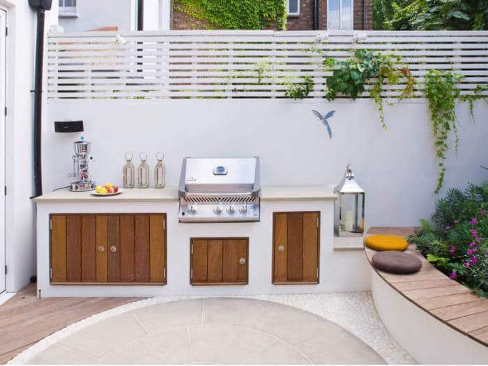 Cocinas de exterior ideas y consejos para disfrutarlas for Cocinas profesionales para el hogar