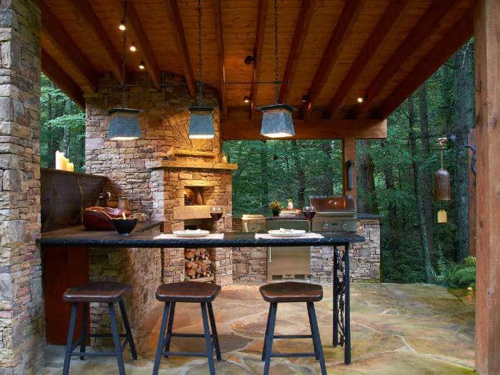 Cocinas De Exterior Ideas Y Consejos Para Disfrutarlas