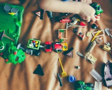 Ideas para ordenar la habitación de los niños