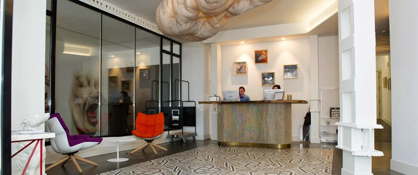 Hoteles de dise o 02 one shot 23 interiorismo - One shot hotels madrid ...