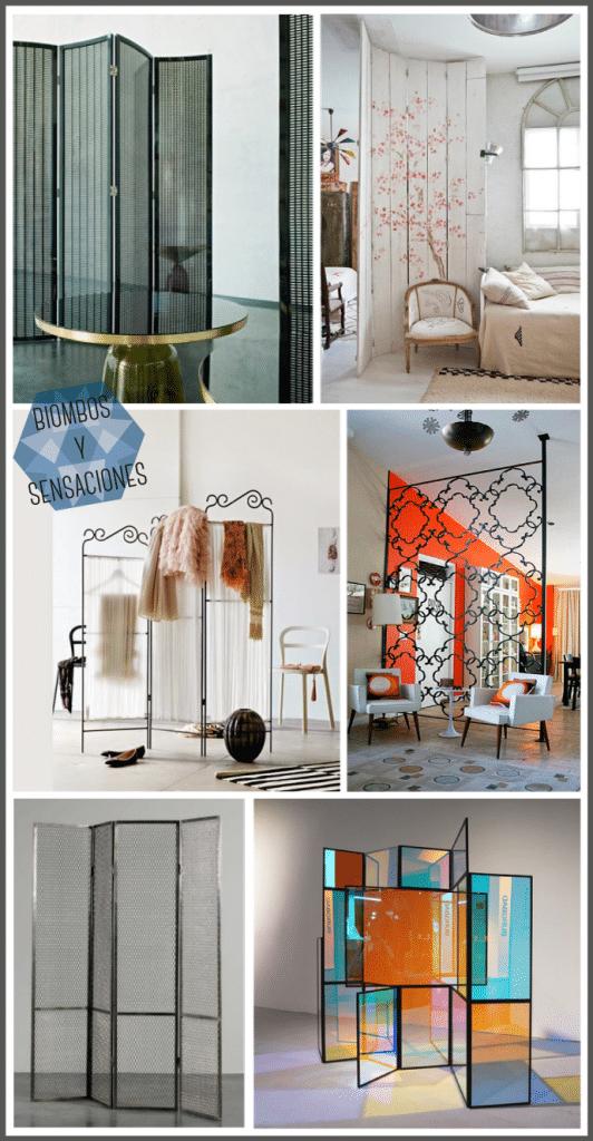 El biombo o c mo dividir espacios sin tener que construir interiorismo - Que es un biombo ...