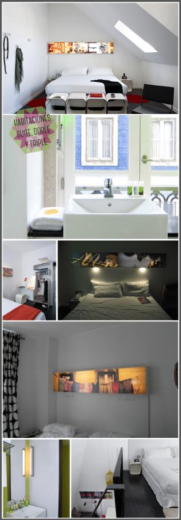 Hoteles de dise o gat rossio lisboa interiorismo for Hoteles diseno berlin