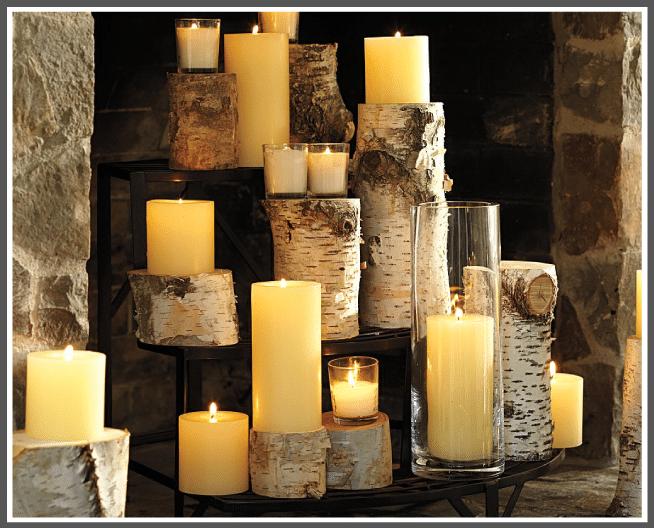Cómo decorar el interior de las chimeneas   interiorismo