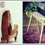 Ideas para aprovechar los espacios detrás del sofá