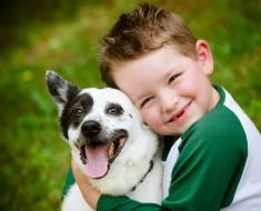 Beneficios niños de tener perro