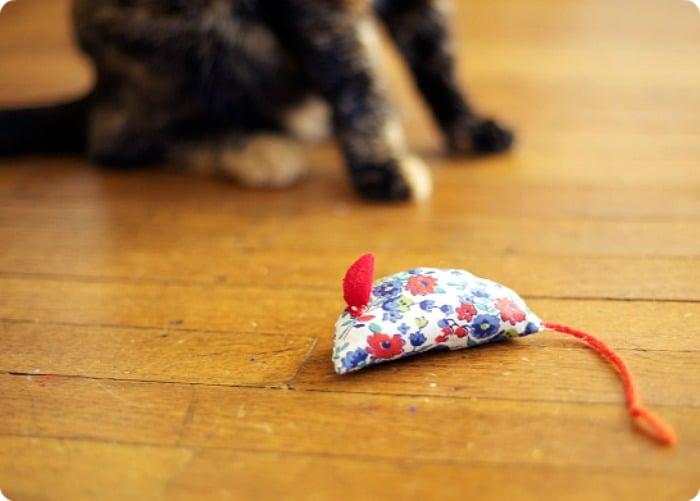 Ratón para gatos Empanadilla