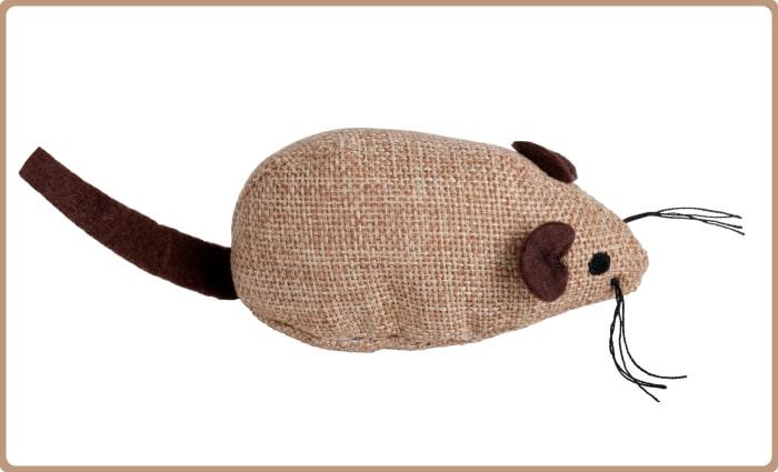 Ratón para gatos de juguete