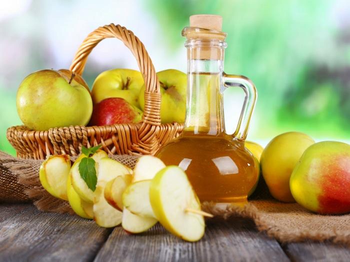 Vinagre manzana garrapatas pulgas