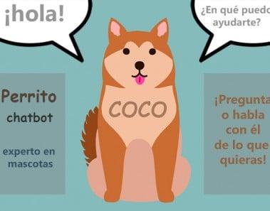 coco chatbot mascotas