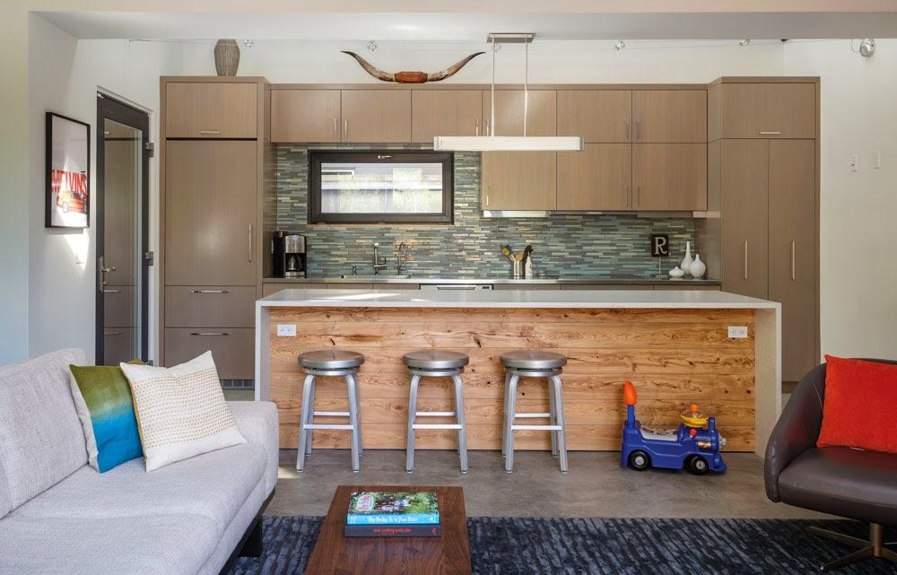 el diseo de algunos detalles que conforman esta casa moderna en seattle ofrecen inspiracin y una alegra contagiosa