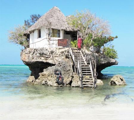 Casas originales y extremas