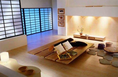 Estilo japon s en interiorismo por qu es tendencia - Habitacion estilo zen ...