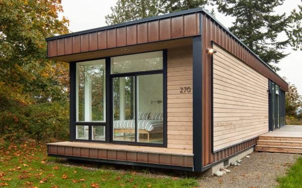 Casas prefabricadas de diseño