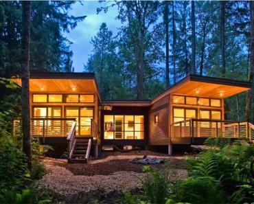 10 casas prefabricadas con un diseño increíble