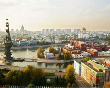 Precio casa en Moscú