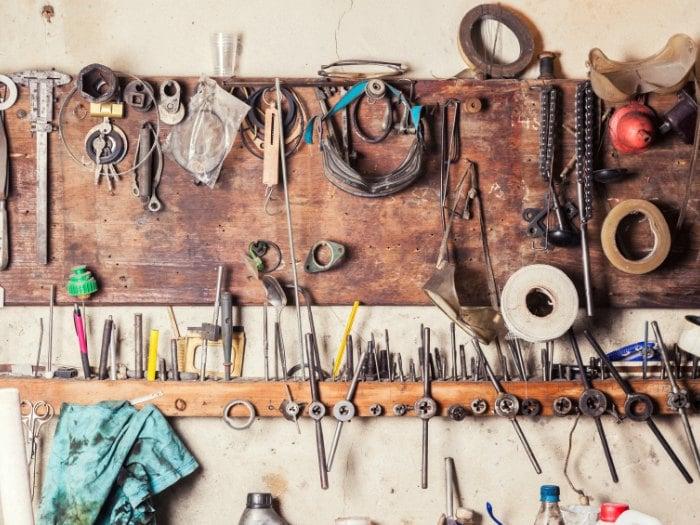 Conservar las herramientas el xido trucos de bricolaje - Herramientas para bricolaje ...