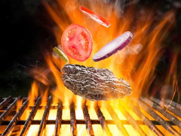 C mo hacer tu propio grill o barbacoa trucos de bricolaje - Como hacer un barbacoa ...