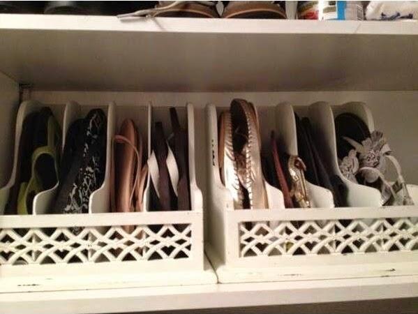 30 organizadores diy para hacer tu vida m s simple - El armario de la tv ...