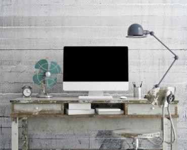 Cómo hacer un escritorio casero