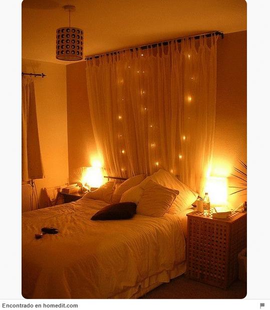 34 ideas de cabeceros de cama originales que puedes hacer - Cabecero de cama acolchado ...