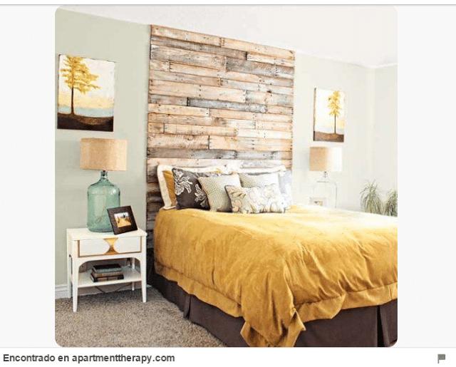 34 ideas de cabeceros de cama originales que puedes hacer t mismo diy trucos de bricolaje - Cabeceros ninos ...