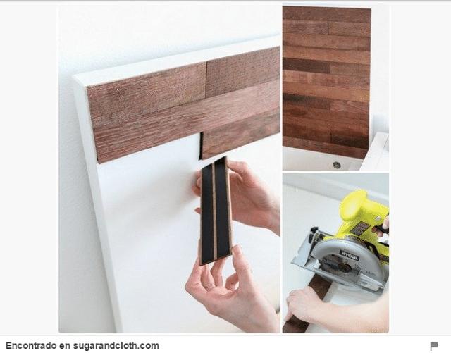18 Ideas para decorar espacios exteriores con palets