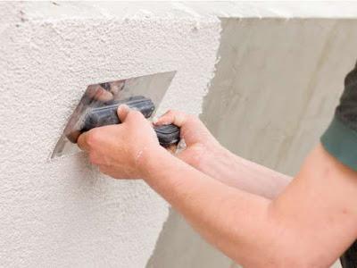 C mo hacer un enyesado de una pared trucos de bricolaje - Imprimacion para paredes ...