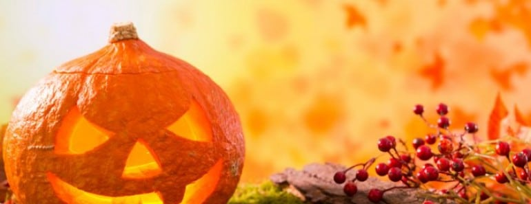 11 ideas para decorar calabazas de halloween