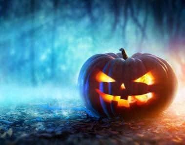 como decorar calabaza para halloween