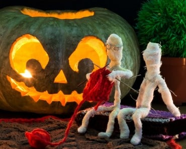 10 Ideas de decoración para Halloween