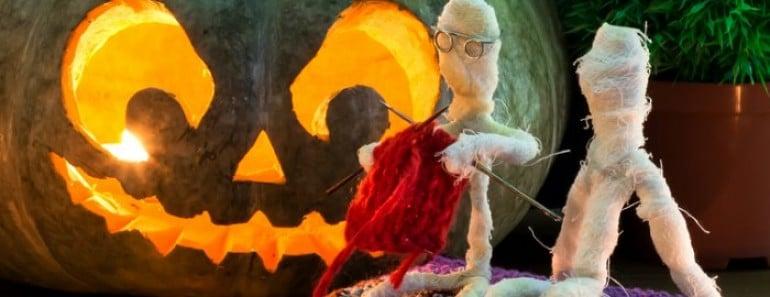 10 Ideas de decoración para Halloween