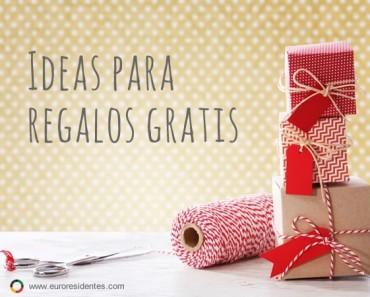 8 ideas para regalos de Navidad gratis