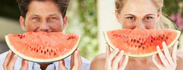 Los poderes de la Sandía para combatir el acné