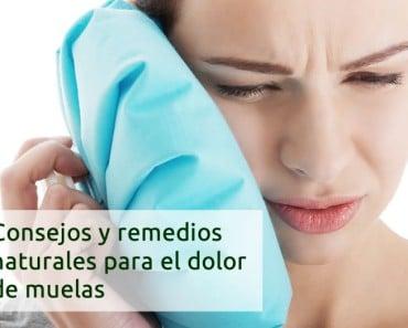 Consejos y remedios caseros para el dolor de muelas