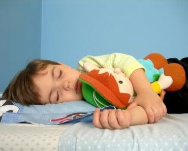 Las ventajas de dormir la siesta en niños