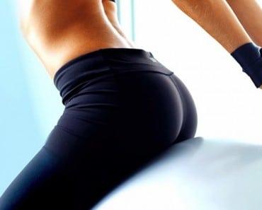 4 ejercicios para fortalecer el culo y eliminar la celulitis