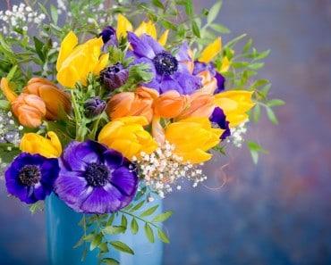 Consejos para mantener las flores frescas más tiempo