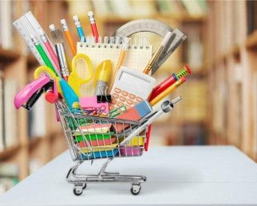 Consejos para comprar material escolar seguro