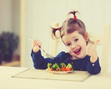 ¿Qué alimentos son buenos para el cerebro de los niños?