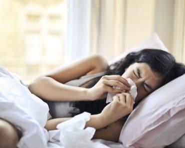 10 hábitos de higiene cuando estamos enfermos