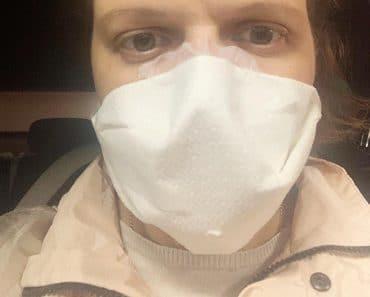 Coronavirus: cómo hacer una mascarilla casera