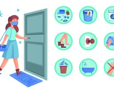 7 costumbres que hemos cogido en casa tras demasiados meses conviviendo con el covid