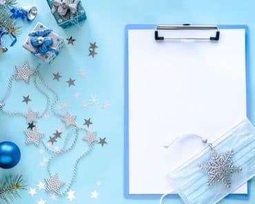 14 consejos para celebrar las comidas de Navidad libres de Covid